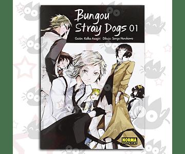 Bungou Stray Dogs Vol. 1