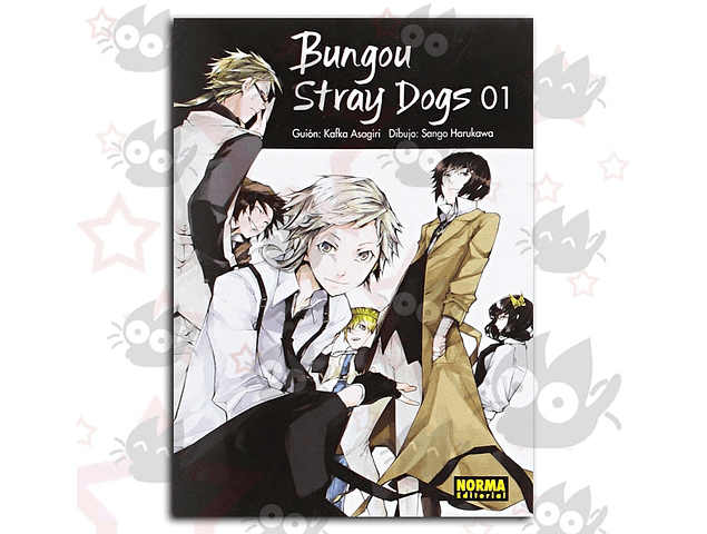 Bungou Stray Dogs Vol. 1