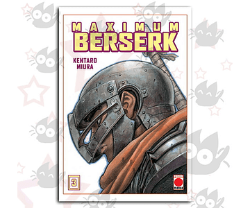 Maximum Berserk Vol. 3