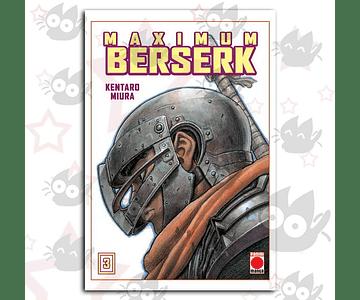 Maximum Berserk Vol. 3