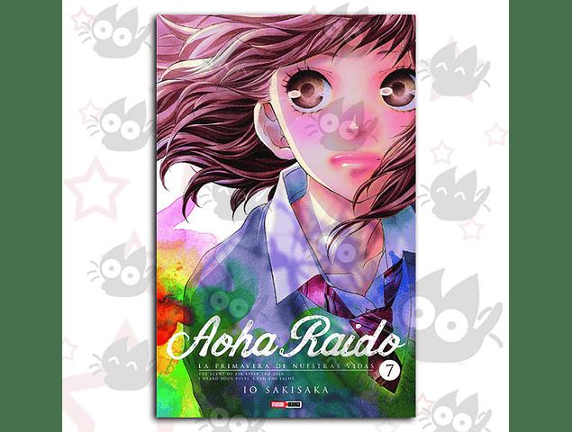 Aoha Raido Vol. 7