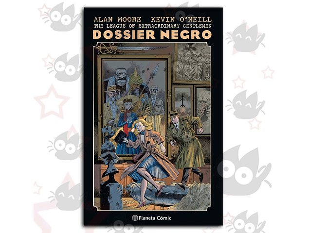 The League of Extraordinary Gentlemen: Dossier Negro