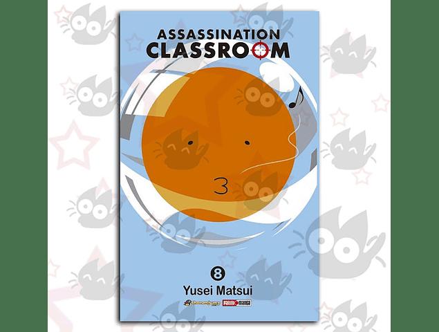 Assassination Classroom Vol. 8