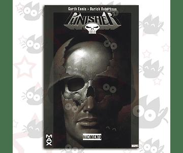 Punisher: Nacimiento