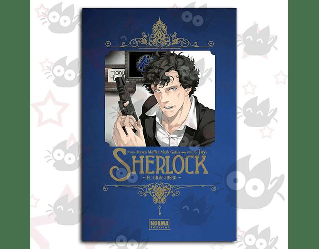 Sherlock Vol. 3 : El Gran Juego - Edición Deluxe