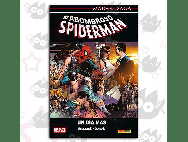 El Asombroso Spiderman Vol. 13: Un Día Más