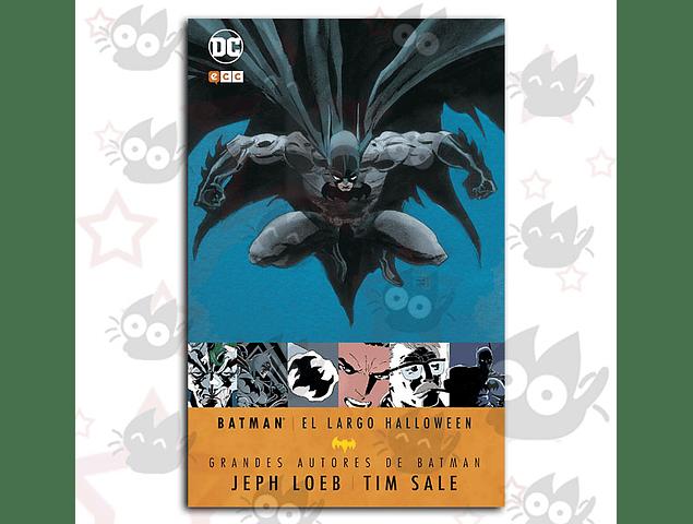 Grandes Autores de Batman: El Largo Halloween