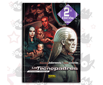 Los Tecnopadres - Edición Integral