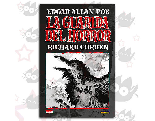 La Guarida del Horror: Edgar Allan Poe
