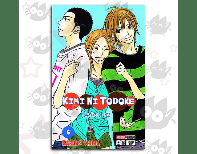 Kimi Ni Todoke Vol. 6