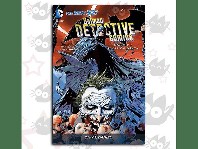 Batman - Detective Comics Vol. 1: Faces of Death