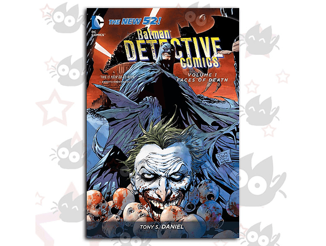 Batman: Detective Comics Vol. 1: Faces of Death