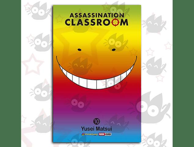 Assassination Classroom Vol. 10