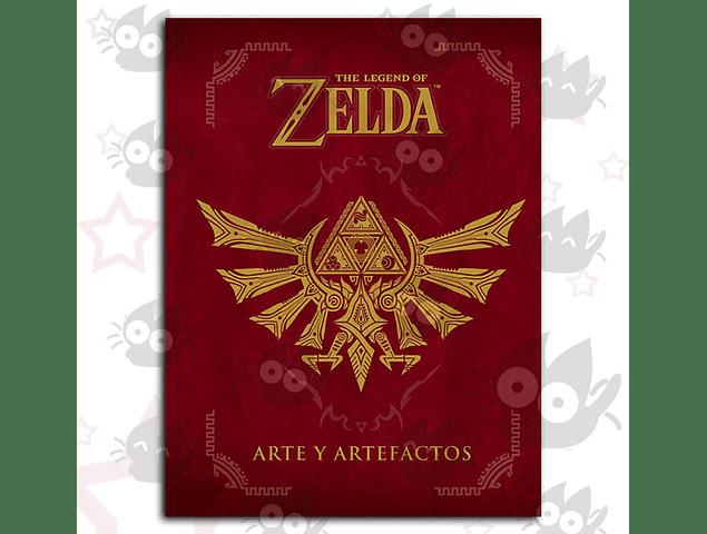 The Legend of Zelda: Arte y Artefactos