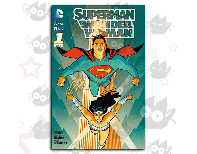 Superman / Wonder Woman Vol. 1
