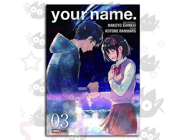 Your Name Vol. 3
