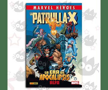 Marvel Héroes. La Patrulla-X: La Era de Apocalipsis Alfa