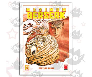 Maximum Berserk Vol. 4