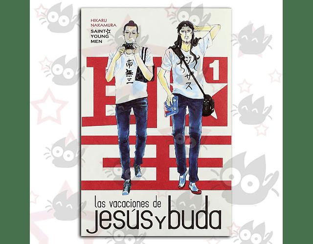 Las Vacaciones de Jesús y Buda Vol. 1