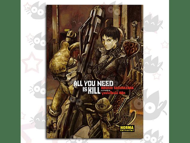 All You Need is Kill - Novela