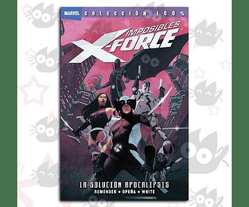 Imposibles X-Force Vol. 1: La solución Apocalipsis