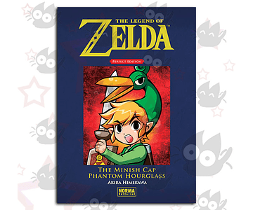 The Legend of Zelda: Perfect Edition Vol. 3: The Minish Cap y Phantom Hourglass