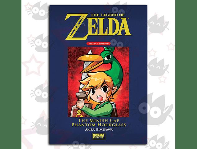 The Legend of Zelda: Perfect Edition Vol. 3: The Minish Cap y Phantom Hourglass