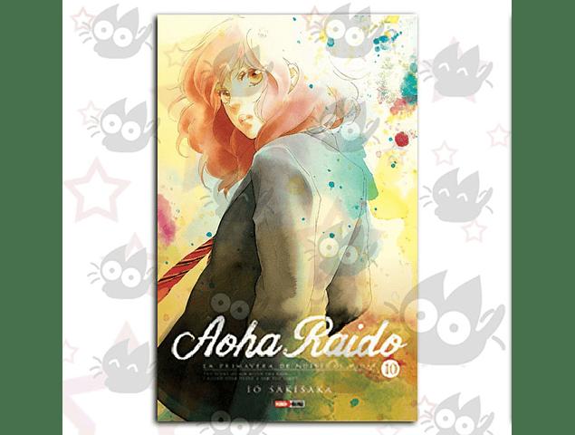 Aoha Raido Vol. 10