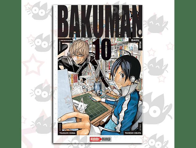 Bakuman Vol. 10