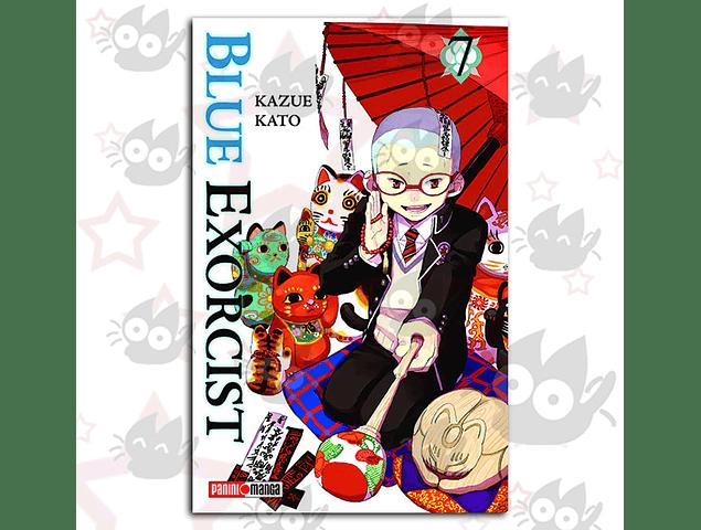 Blue Exorcist Vol. 7
