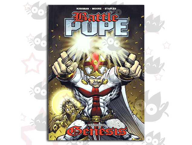 Battle Pope Vol. 1: Génesis
