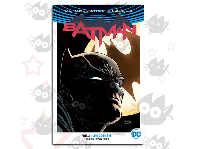 Batman Vol. 1 - I Am Gotham (Rebirth)