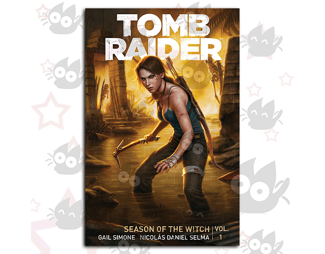 Tomb Raider Vol. 1 : Season of the Witch