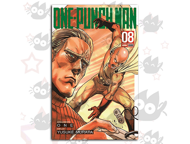 One Punch Man Vol. 8
