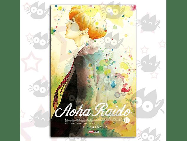Aoha Raido Vol. 11
