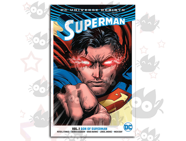 Superman Rebirth Vol. 1 - Son of Superman