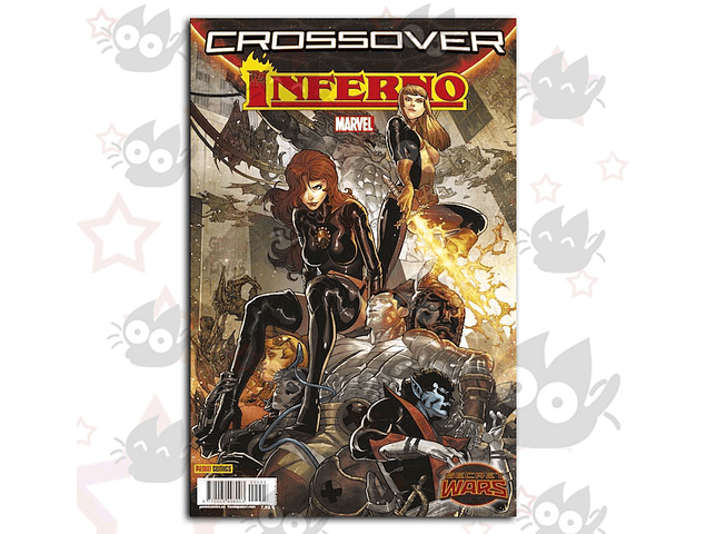 Secret Wars: Crossover 3 - Inferno