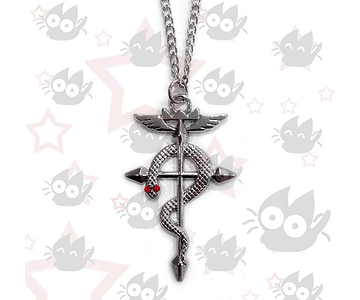 Fullmetal Alchemist - Collar Alquimista