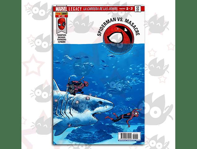 Asombroso Spiderman # 141 - La Carrera de las Armas Vol. 1