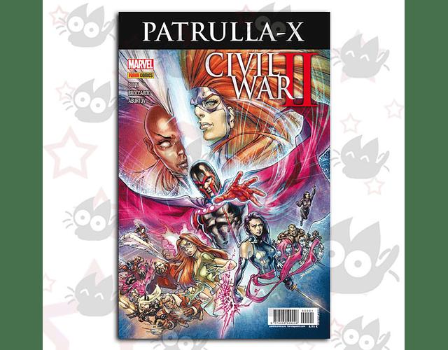 Civil War II: Crossover Vol. 1 Patrulla-X