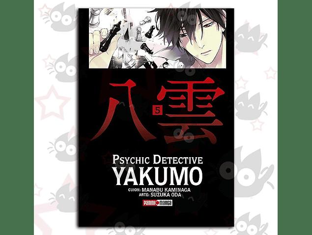 Psychic Detective Yakumo Vol. 5