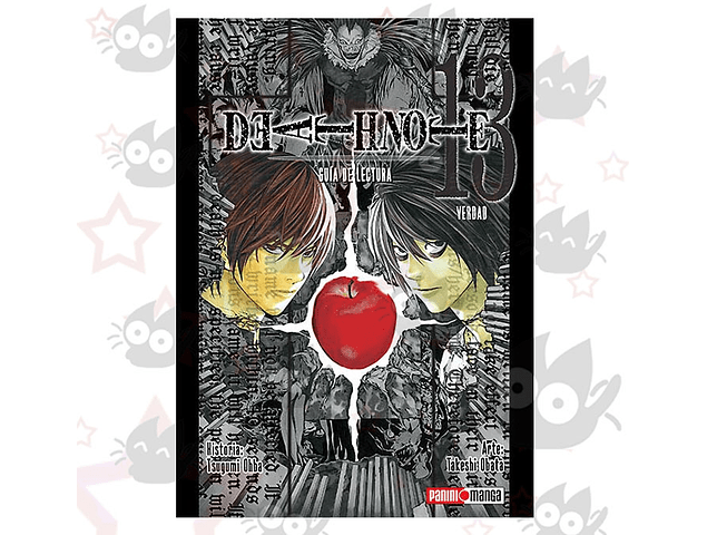 Death Note Vol. 13 - Guía de Lectura