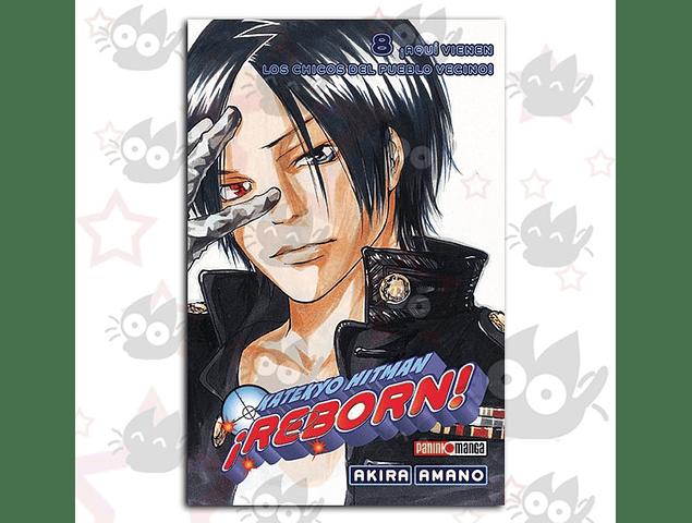 Katekyo Hitman Reborn Vol. 8