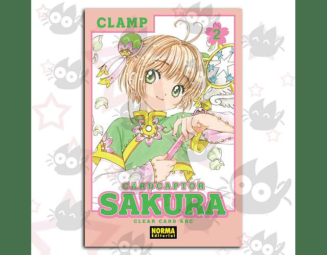 Card Captor Sakura: Clear Card Vol. 2