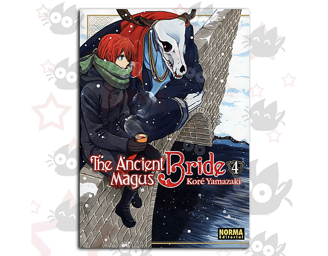 The Ancient Magus Bride Vol. 4