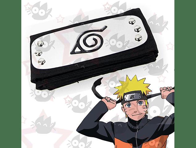 Naruto - Bandana Aldea de la Hoja