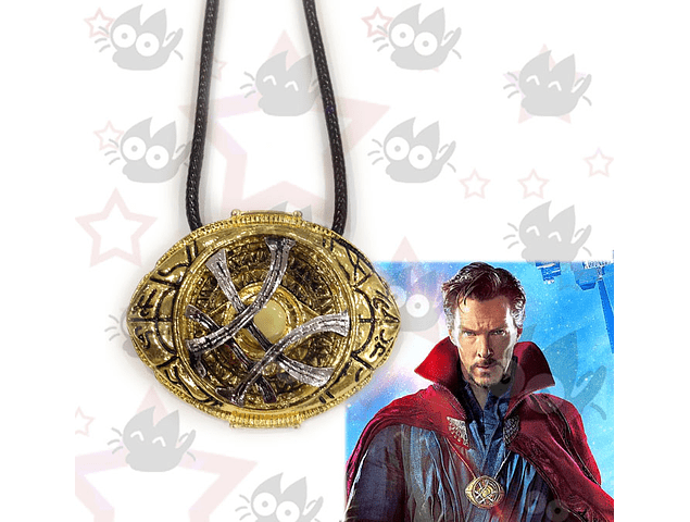 Doctor Strange - Ojo de Agamotto Collar