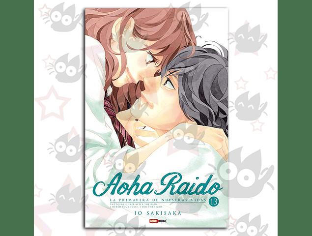 Aoha Raido Vol. 13