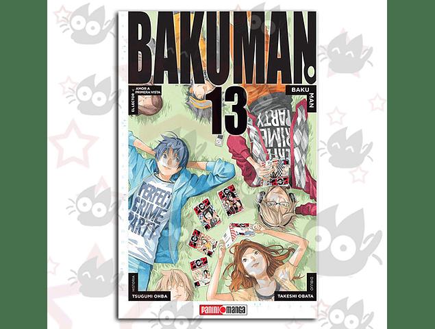 Bakuman Vol. 13