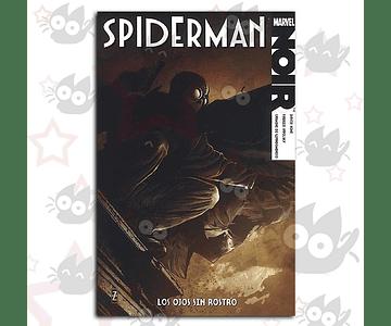 Spiderman Noir - Los Ojos sin rostros